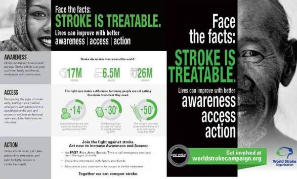 World Stroke Campaign Front - 70