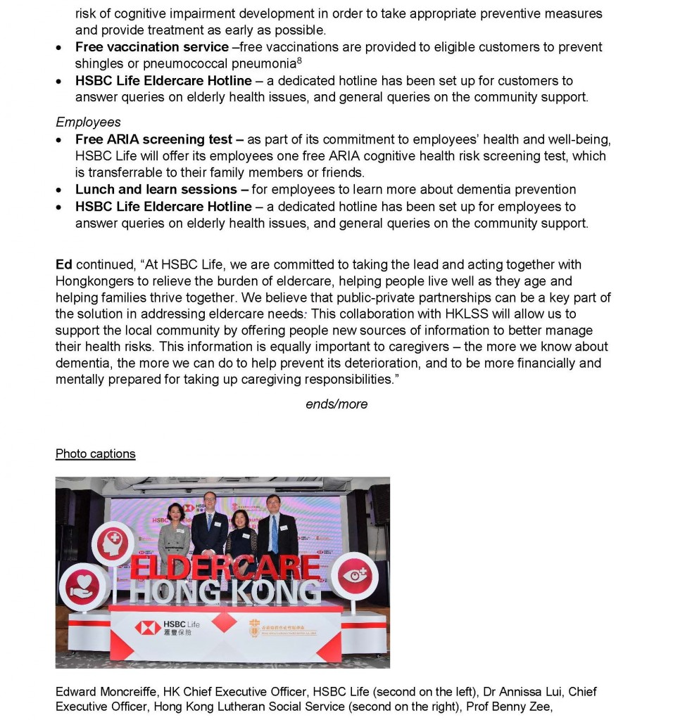 Press release_HSBC Life Eldercare Project_Eng_Page_3